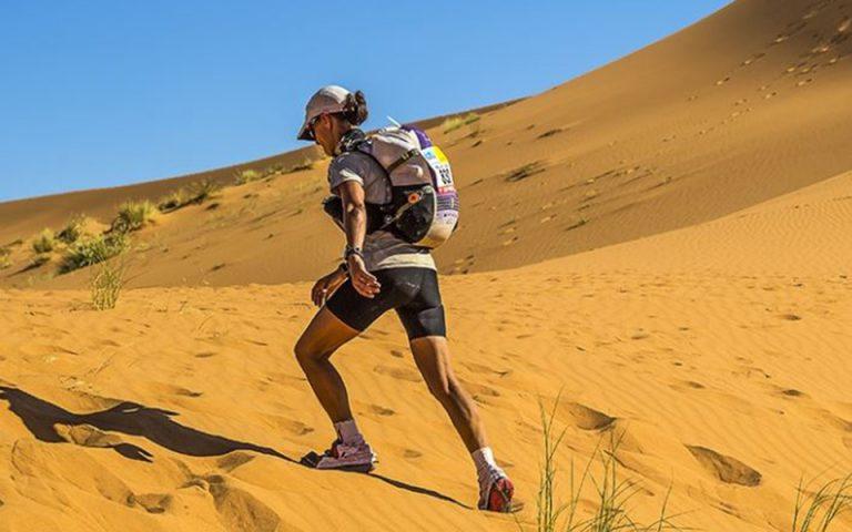 Έλληνας αθλητής θα διασχίσει τη Δυτική Σαχάρα σε έξι μέρες