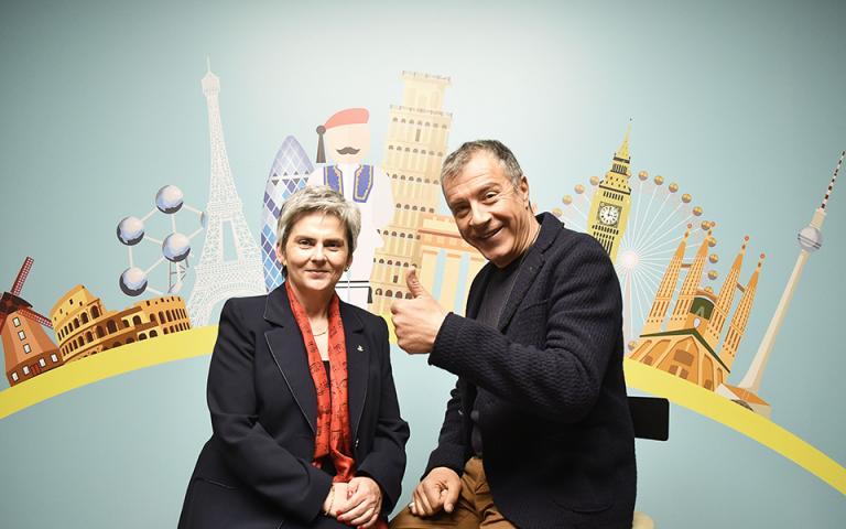 Υποψήφια με το Ποτάμι στις ευρωεκλογές η Ξένη Μπαλωτή – Στέλεχος του κόμματος Μακρόν