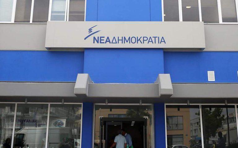 Γ. Αμυράς και Τέτα Διαμαντοπούλου υποψήφιοι ευρωβουλευτές με τη ΝΔ