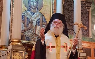 patriarchis-alexandreias-theodoros-mesa-apo-to-aima-ta-karfia-kai-ton-golgotha-i-ellada-mas-xerei-na-anastainetai0