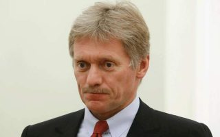 O εκπρόσωπος Τύπου του Ρώσου προέδρου Ντμίτρι Πεσκόφ.