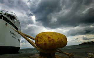 Δεμένα τα πλοία στο λιμάνι της Ραφήνας όπου πνέουν θυελλώδεις βόρειοι άνεμοι, το Σάββατο 12 Νοεμβρίου 2011. ΑΠΕ-ΜΠΕ/ ΣΥΜΕΛΑ ΠΑΝΤΖΑΡΤΖΗ ΑΠΕ-ΜΠΕ/ΑΠΕ-ΜΠΕ/ΣΥΜΕΛΑ ΠΑΝΤΖΑΡΤΖΗ