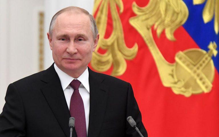 Ο Πούτιν για την Παναγία των Παρισίων: Θα στείλουμε τους καλύτερους Ρώσους ειδικούς
