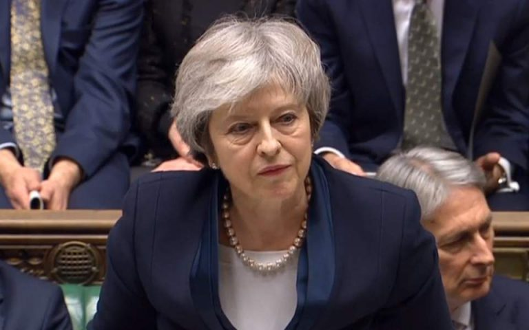 Sunday Times: Την παραίτηση της Μέι θα απαιτήσει ισχυρό στέλεχος του Συντηρητικού κόμματος