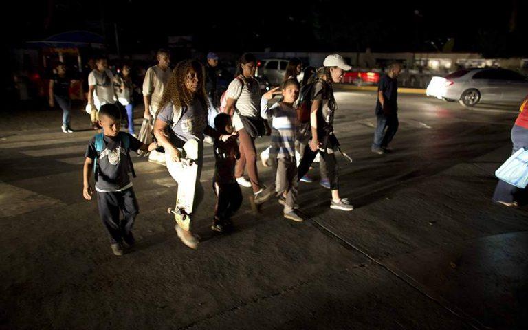 Νέο μπλακ άουτ στη Βενεζουέλα –  Η μεγαλύτερη βλάβη στο δίκτυο ηλεκτροδότησης εδώ και μία εβδομάδα