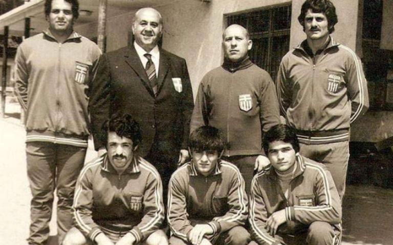 Πέθανε ο προπονητής των Ολυμπιονικών της πάλης Παναγιώτης Αρκουδέας