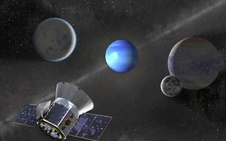 Το τηλεσκόπιο TESS ανακάλυψε δύο εξωπλανήτες