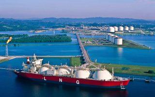 Οι εισαγωγές από τις ΗΠΑ αυξήθηκαν τον περασμένο χειμώνα χάρις στον ήπιο καιρό που είχε επικρατήσει στην Ασία, γεγονός που οδήγησε σε μείωση της τιμής του αμερικανικού LNG.