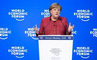 Η Αγκελα Μέρκελ εξετάζει την προώθηση της ιδέας σε πανευρωπαϊκό επίπεδο.
