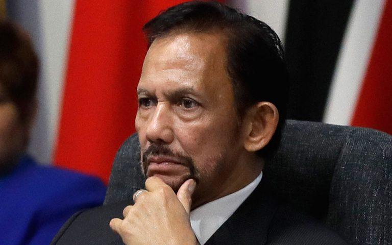 To Μπρουνέι ανακαλεί την επιβολή θανατικής ποινής στους ομοφυλόφιλους μετά τη διεθνή κατακραυγή