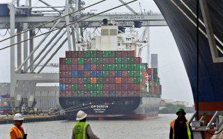 Σε σχέση με τον περασμένο Ιούνιο, οι κινεζικές εξαγωγές στις ΗΠΑ τον Μάρτιο έχουν μειωθεί κατά 47%.