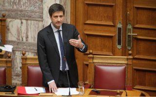Ο κ. Γιώργος Χουλιαράκης ήθελε τα μέτρα να εστιάζουν πρωτίστως στην ενίσχυση της παραγωγής.