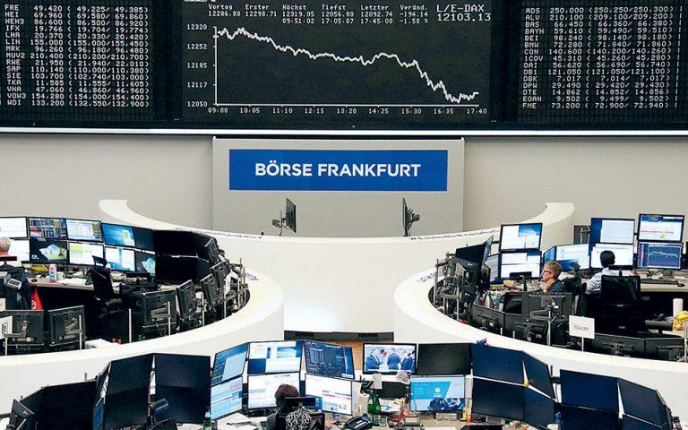 Μεγάλες απώλειες στην Ευρώπη, «άντεξε» η Γουόλ