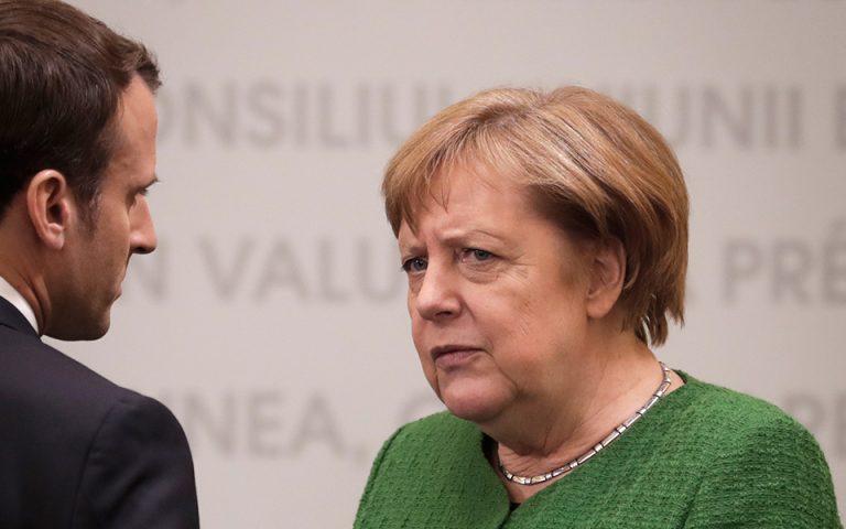 Ε.Ε.: Επίφαση ενότητας στη σύνοδο του Σιμπίου