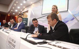 Το έργο, που θα έχει πενταετή υποστήριξη, αφορά 1.205 αγώνες με δυνατότητα επέκτασης εφόσον δώσει το πράσινο φως η ΕΠΟ.