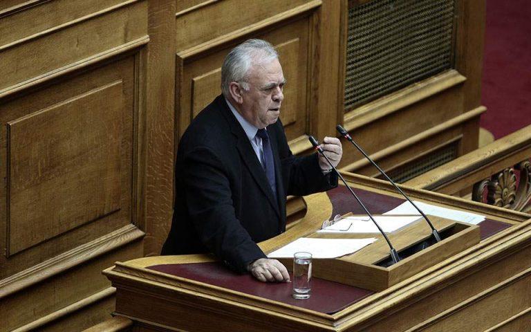 Γ. Δραγασάκης: Το πρόβλημα του κ. Μητσοτάκη δεν είναι ο Πολάκης αλλά ο Τσίπρας –  Καταθέτουμε πρόταση εμπιστοσύνης προς την κυβέρνηση