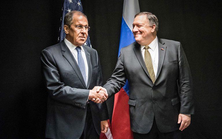 Λαβρόφ: Ανοιχτό το ενδεχόμενο μιας συνάντησης Πούτιν – Τραμπ