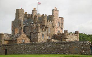 Το Κάστρο του Μέι @wikipedia