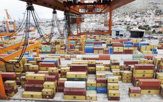 Το διάστημα Ιανουαρίου - Μαρτίου 2019 οι εξαγωγές αυξήθηκαν κατά 126,4 εκατ. ευρώ ή κατά 1,6% και ανήλθαν στα 7,99 δισ. ευρώ.