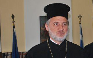 Ο κ. Ελπιδοφόρος, έως τώρα μητροπολίτης Προύσης και ηγούμενος της Ιεράς Μονής Χάλκης, εξελέγη παμψηφεί.