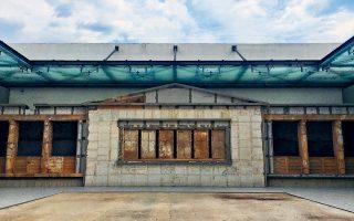 Στο μεγάλο αίθριο θα φιλοξενείται η έκθεση αρχιτεκτονικών μελών από το ανάκτορο των Αιγών.