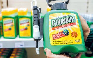 Περισσότερες από 13.400 αγωγές εκκρεμούν αυτή τη στιγμή εις βάρος της Monsanto με αφορμή το αμφιλεγόμενο ζιζανιοκτόνο Roundup, που φέρεται να περιέχει καρκινογόνες ουσίες.