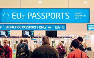 Το αλβανικό διαβατήριο επιτρέπει στους κατόχους του να κινούνται ελεύθερα στη Ζώνη Σένγκεν.