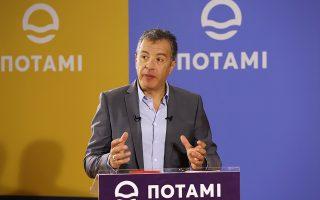 «Δεν θέλουμε να δώσουμε φιέστες, αλλά απαντήσεις», είπε ο Στ. Θεοδωράκης σε συνέντευξη στο Ηράκλειο Κρήτης.