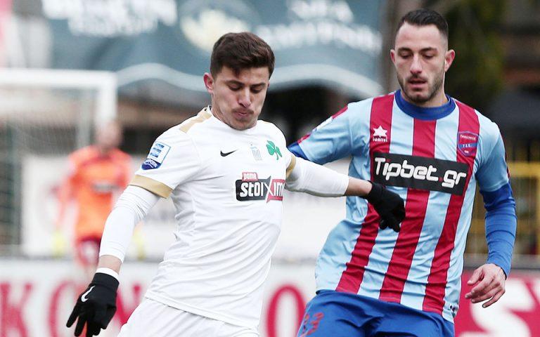 Φιλική νίκη Παναθηναϊκού με 3-0 επί του Πανιωνίου