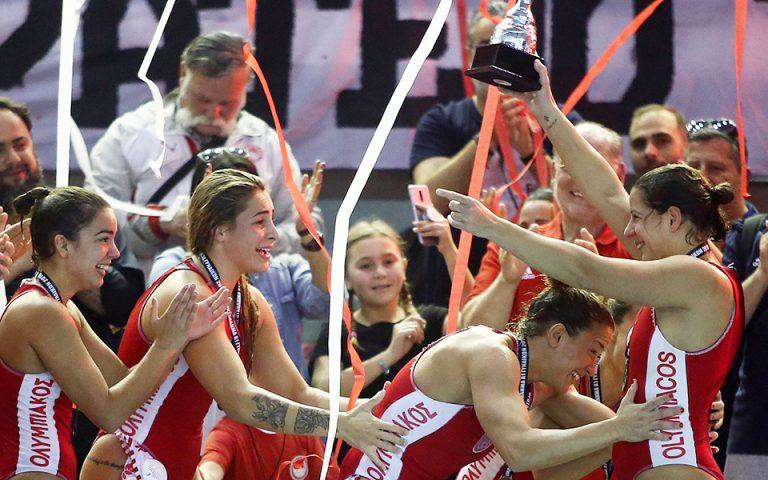 Πόλο: Εκτος σερί τίτλος για τον Ολυμπιακό