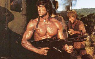 Σχεδόν 40 χρόνια μετά την πρώτη ταινία, ο Σιλβέστερ Σταλόνε, στα 73 του χρόνια, βρίσκεται φέτος στο Φεστιβάλ Καννών για να παρουσιάσει την τελευταία εκδοχή του αμίμητου ήρωα, με τίτλο «Rambo V: Last  Blood». Το πέμπτο μέρος μιας σειράς ταινιών, η οποία όχι μόνον καθιέρωσε τον Ράμπο και τον ίδιο τον Σταλόνε στην ελίτ των κινηματογραφικών action heroes, αλλά τον μετέτρεψε και σε αναπόσπαστο κομμάτι της ποπ κουλτούρας.