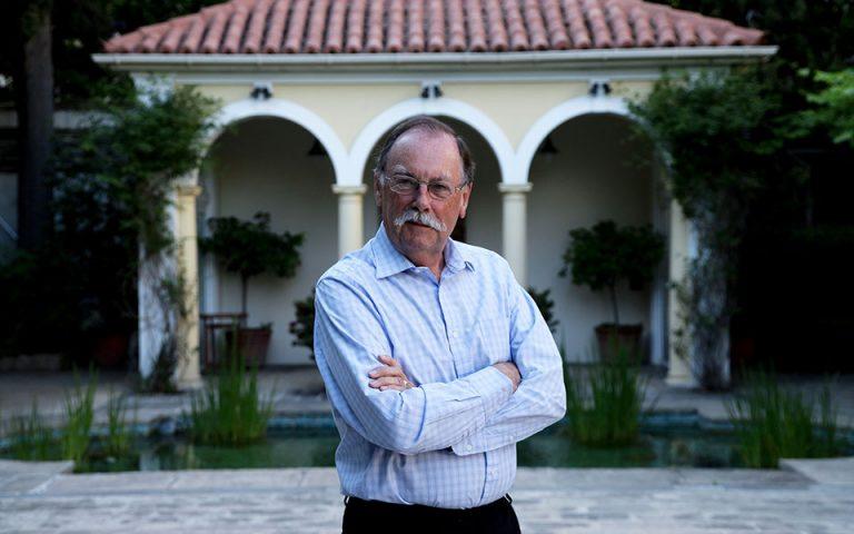 Ο «βιογράφος» της Ελλάδας