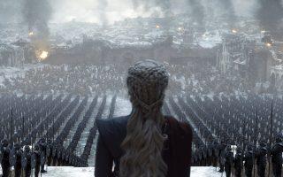 Το τελευταίο επεισόδιο του Game of Thrones έσπασε κάθε ρεκόρ τηλεθέασης στην ιστορία του HBO, με 19,3 εκατομμύρια τηλεθεατές.