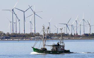 Η αντιμετώπιση της κλιματικής αλλαγής επιβάλλει και τη χρήση εναλλακτικών πηγών ενέργειας, όπως η αιολική.
