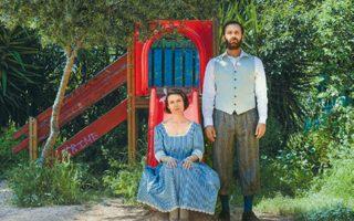 Η οπερέτα «Η πρώτη αγάπη» του Νίκου Χατζηαποστόλου, στην Εναλλακτική Σκηνή της ΕΛΣ.