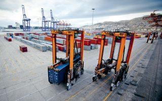 Η άνοδος της ιδιωτικής κατανάλωσης και των επενδύσεων μηχανολογικού εξοπλισμού αναμένεται να ενισχύσει τις εισαγωγές.