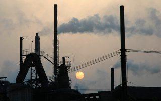 Υψηλά επίπεδα χλωροφθορανθράκων εκπέμπουν κινεζικά εργοστάσια, παρά τη ρητή απαγόρευση από το Πρωτόκολλο του Μόντρεαλ του 1987.