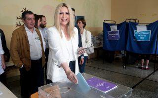 Η Φώφη Γεννηματά υποστήριξε ότι το ΚΙΝΑΛ «ενισχύεται και αποκτά νέα δυναμική στο κέντρο της πολιτικής σκηνής».