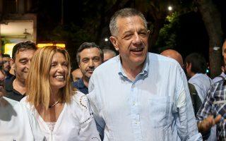 Στη Θεσσαλονίκη ο Νίκος Ταχιάος, υποστηριζόμενος από τη Νέα Δημοκρατία, με ποσοστό 23,06%, πέρασε πρώτος στον β΄ γύρο.