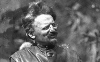 Η αξίνα με την οποία δολοφονήθηκε ο Τρότσκι εκτίθεται στο Διεθνές Μουσείο Κατασκοπείας.