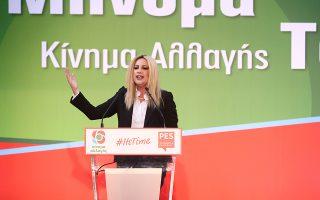 Η Φώφη Γεννηματά, μετά τα αποτελέσματα, τόνισε ότι το ΚΙΝΑΛ αποτελεί τον «εγγυητή για τις προοδευτικές εξελίξεις στη χώρα». Η προκήρυξη των πρόωρων εκλογών επαναφέρει στο προσκήνιο το ζήτημα της στάσης της παράταξης ως προς ενδεχόμενες συμμαχίες.