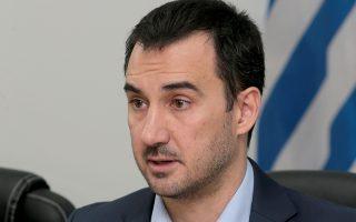 Ο υπουργός Εσωτερικών, Αλ. Χαρίτσης, είχε την ευθύνη της δύσκολης διεκπεραίωσης των εκλογών.