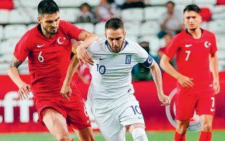 Τα πολλά ατομικά και ομαδικά λάθη των διεθνών επέτρεψαν στην Τουρκία να προηγηθεί νωρίς με 2-0. Πλέον η Εθνική πρέπει να βρει λύσεις και, σε συνδυασμό με τις επιστροφές παικτών, να εμφανιστεί πιο ανταγωνιστική κόντρα στην Ιταλία.