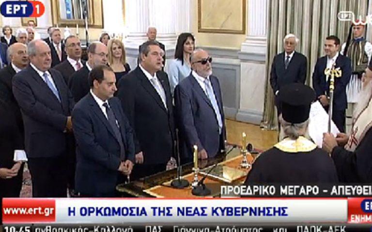 Αυτοί που «μας έφεραν ώς εδώ» και ο ΣΥΡΙΖΑ