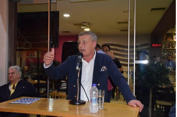 Υποψήφιος περιφερειακός σύμβουλος στην Κορινθία ο Σωτήρης Μουρίκης