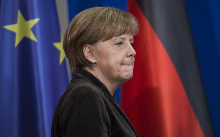 Ανησυχία Μέρκελ για την αύξηση των αντισημιτικών ενεργειών