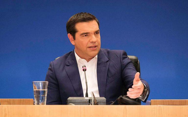 Αλ. Τσίπρας: Αν συνεχίσει η Τουρκία, στις επόμενες Συνόδους της ΕΕ θα υπάρξουν οικονομικές κυρώσεις