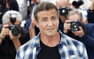 72nd Cannes Film Festival - Photocall Rendez-vous With Sylvester Stallone for the film