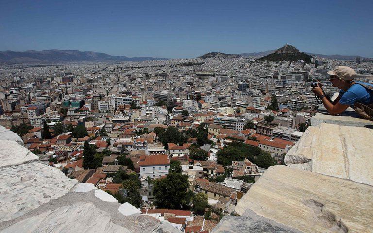 Ερευνα Deutsche Bank για Αθήνα: Χαμηλή ποιότητα ζωής, πενιχροί μισθοί, ακριβά αγαθά