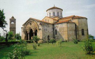 Η Αγία Σοφία Τραπεζούντας αποτελεί ένα εξέχον βυζαντινό μνημείο του Πόντου.